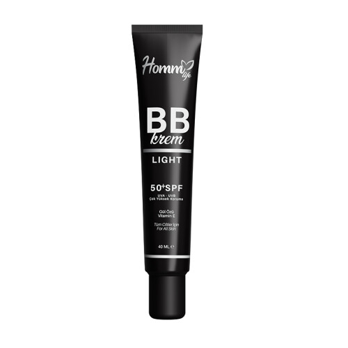 HOMM LIFE BB KREM LIGHT 50+ SPF 40 ml
